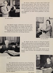 Page 15, 1955 Edition, Bushwick High School - Senior Yearbook (Brooklyn, NY) online yearbook collection