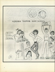 Page 10, 1981 Edition, Norman Thomas High School - Hourglass Yearbook (New York, NY) online yearbook collection