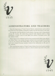 Page 12, 1949 Edition, Vestal High School - Den Yearbook (Vestal, NY) online yearbook collection