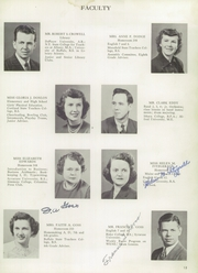 Page 17, 1949 Edition, Vestal High School - Den Yearbook (Vestal, NY) online yearbook collection