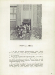 Page 7, 1949 Edition, Vestal High School - Den Yearbook (Vestal, NY) online yearbook collection