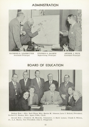 Page 12, 1951 Edition, Vestal High School - Den Yearbook (Vestal, NY) online yearbook collection
