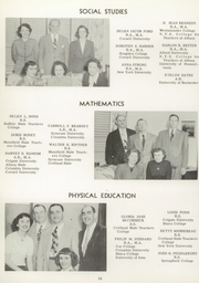 Page 14, 1951 Edition, Vestal High School - Den Yearbook (Vestal, NY) online yearbook collection