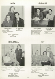Page 16, 1951 Edition, Vestal High School - Den Yearbook (Vestal, NY) online yearbook collection