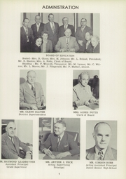 Page 11, 1952 Edition, Vestal High School - Den Yearbook (Vestal, NY) online yearbook collection