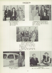 Page 12, 1952 Edition, Vestal High School - Den Yearbook (Vestal, NY) online yearbook collection