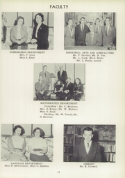 Page 13, 1952 Edition, Vestal High School - Den Yearbook (Vestal, NY) online yearbook collection
