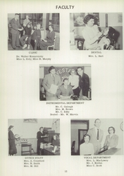 Page 14, 1952 Edition, Vestal High School - Den Yearbook (Vestal, NY) online yearbook collection
