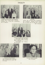 Page 15, 1952 Edition, Vestal High School - Den Yearbook (Vestal, NY) online yearbook collection