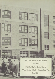 Page 3, 1952 Edition, Vestal High School - Den Yearbook (Vestal, NY) online yearbook collection