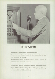 Page 4, 1952 Edition, Vestal High School - Den Yearbook (Vestal, NY) online yearbook collection