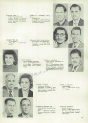 Page 17, 1953 Edition, Vestal High School - Den Yearbook (Vestal, NY) online yearbook collection