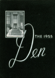 Page 1, 1955 Edition, Vestal High School - Den Yearbook (Vestal, NY) online yearbook collection