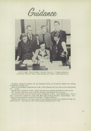 Page 11, 1955 Edition, Vestal High School - Den Yearbook (Vestal, NY) online yearbook collection