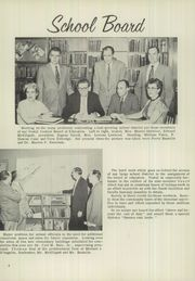 Page 8, 1955 Edition, Vestal High School - Den Yearbook (Vestal, NY) online yearbook collection
