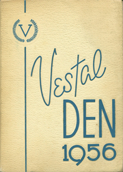 Page 1, 1956 Edition, Vestal High School - Den Yearbook (Vestal, NY) online yearbook collection