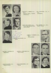 Page 12, 1956 Edition, Vestal High School - Den Yearbook (Vestal, NY) online yearbook collection