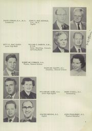 Page 13, 1956 Edition, Vestal High School - Den Yearbook (Vestal, NY) online yearbook collection