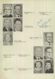 Page 14, 1956 Edition, Vestal High School - Den Yearbook (Vestal, NY) online yearbook collection