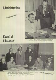 Page 8, 1956 Edition, Vestal High School - Den Yearbook (Vestal, NY) online yearbook collection