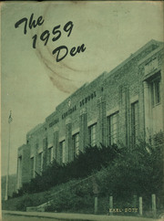 Page 1, 1959 Edition, Vestal High School - Den Yearbook (Vestal, NY) online yearbook collection