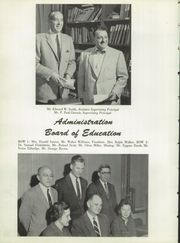 Page 10, 1959 Edition, Vestal High School - Den Yearbook (Vestal, NY) online yearbook collection