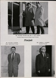 Page 13, 1962 Edition, Vestal High School - Den Yearbook (Vestal, NY) online yearbook collection