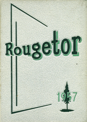 1957 Edition, Colonie Central High School - Rougetor Yearbook (Albany, NY)