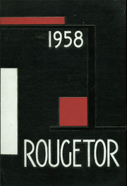 1958 Edition, Colonie Central High School - Rougetor Yearbook (Albany, NY)