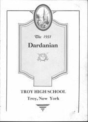 Page 2, 1931 Edition, Troy High School - Dardanian Yearbook (Troy, NY) online yearbook collection