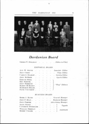 Page 8, 1931 Edition, Troy High School - Dardanian Yearbook (Troy, NY) online yearbook collection