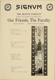 Page 8, 1919 Edition, Elmira Free Academy - Sagoyawatha Yearbook (Elmira, NY) online yearbook collection