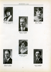 Page 14, 1924 Edition, Elmira Free Academy - Sagoyawatha Yearbook (Elmira, NY) online yearbook collection