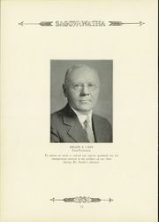 Page 16, 1931 Edition, Elmira Free Academy - Sagoyawatha Yearbook (Elmira, NY) online yearbook collection
