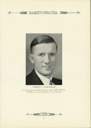 Page 17, 1931 Edition, Elmira Free Academy - Sagoyawatha Yearbook (Elmira, NY) online yearbook collection