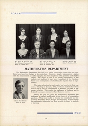 Page 14, 1932 Edition, Elmira Free Academy - Sagoyawatha Yearbook (Elmira, NY) online yearbook collection