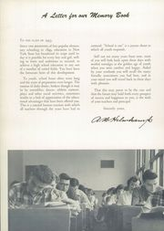 Page 10, 1953 Edition, Elmira Free Academy - Sagoyawatha Yearbook (Elmira, NY) online yearbook collection