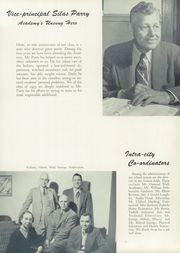 Page 11, 1953 Edition, Elmira Free Academy - Sagoyawatha Yearbook (Elmira, NY) online yearbook collection