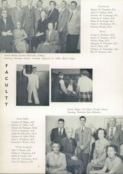 Page 12, 1953 Edition, Elmira Free Academy - Sagoyawatha Yearbook (Elmira, NY) online yearbook collection