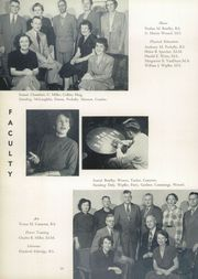 Page 14, 1953 Edition, Elmira Free Academy - Sagoyawatha Yearbook (Elmira, NY) online yearbook collection