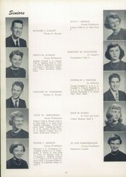 Page 16, 1953 Edition, Elmira Free Academy - Sagoyawatha Yearbook (Elmira, NY) online yearbook collection