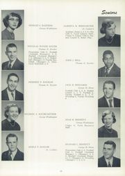 Page 17, 1953 Edition, Elmira Free Academy - Sagoyawatha Yearbook (Elmira, NY) online yearbook collection