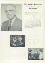 Page 9, 1953 Edition, Elmira Free Academy - Sagoyawatha Yearbook (Elmira, NY) online yearbook collection