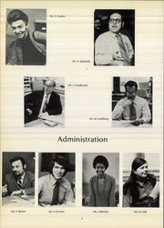 Page 10, 1972 Edition, George W Wingate High School - Mosaic Yearbook (Brooklyn, NY) online yearbook collection