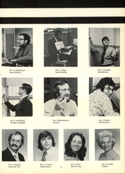 Page 13, 1972 Edition, George W Wingate High School - Mosaic Yearbook (Brooklyn, NY) online yearbook collection
