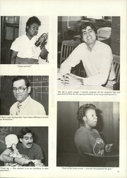 Page 17, 1986 Edition, George W Wingate High School - Mosaic Yearbook (Brooklyn, NY) online yearbook collection