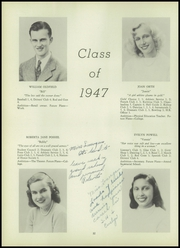 Page 36, 1947 Edition, Suffern High School - Panorama Yearbook (Suffern, NY) online yearbook collection