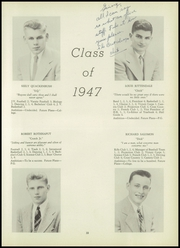 Suffern High School - Panorama Yearbook (Suffern, NY) online yearbook collection, 1947 Edition, Page 37