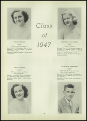 Page 38, 1947 Edition, Suffern High School - Panorama Yearbook (Suffern, NY) online yearbook collection