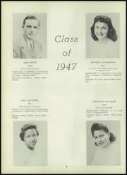Page 40, 1947 Edition, Suffern High School - Panorama Yearbook (Suffern, NY) online yearbook collection